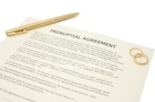 prenuptial agreement by james j kenny, rancho cucamonga
