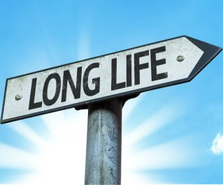 longer life expectancy