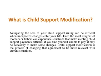 child support modification rancho cucamonga, ca